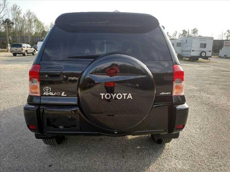 2003 Toyota RAV4 AWD 4dr SUV - Disputanta VA