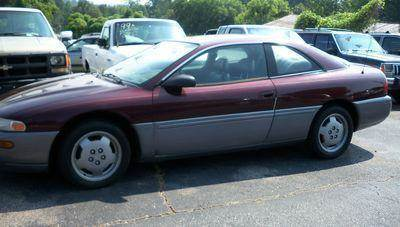 1995 Chrysler Sebring for sale at granite motor co inc in Hudson NC