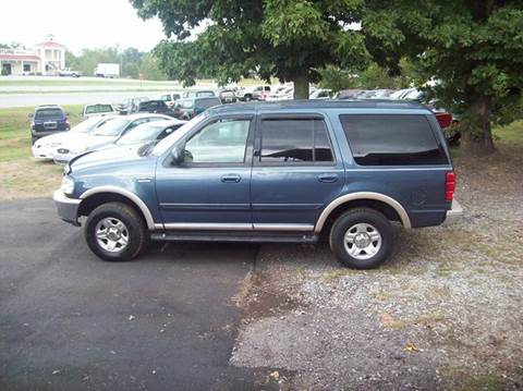 1998 Ford Expedition for sale at granite motor co inc in Hudson NC