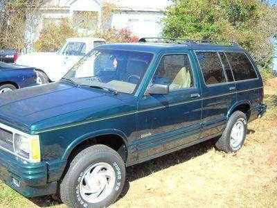 1993 Oldsmobile Bravada for sale at Granite Motor Co 2 in Hickory NC