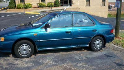 1995 Subaru Impreza For Sale In Hudson NC