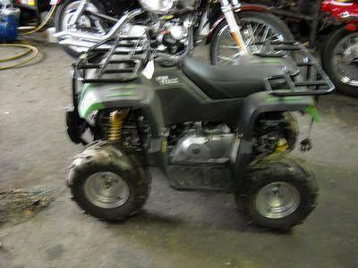 2006 linhai fsn110 in hudson nc granite motor co for Cedar city motor company