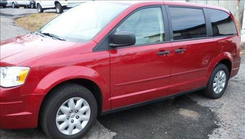 2008 Chrysler Town and Country for sale at granite motor co inc in Hudson NC