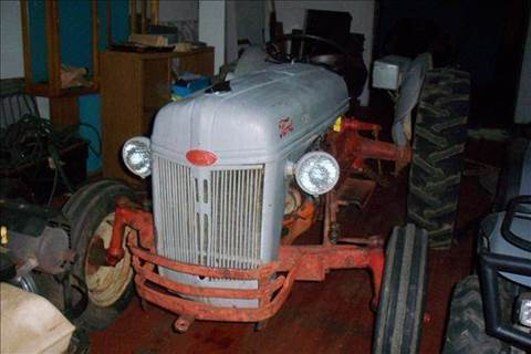 1953 Ford TRACTOR for sale at Granite Motor Co 2 in Hickory NC
