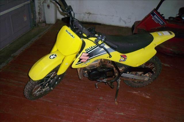 2002 suzuki trail in hudson nc granite motor co for Cedar city motor company