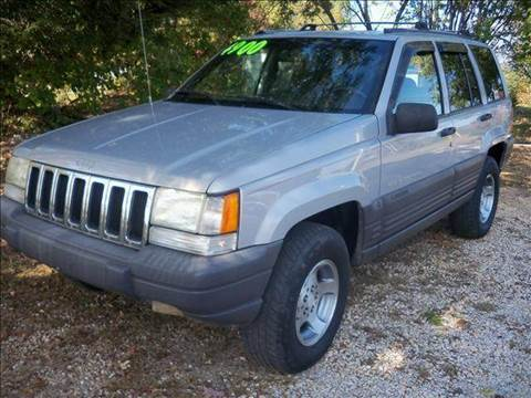 1997 Jeep Grand Cherokee for sale at Granite Motor Co 2 in Hickory NC