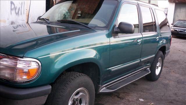 1998 Ford Explorer for sale at granite motor co inc - Granite Motor Co 2 in Hickory NC