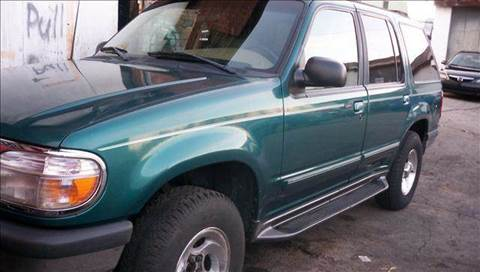 1998 Ford Explorer for sale at Granite Motor Co 2 in Hickory NC