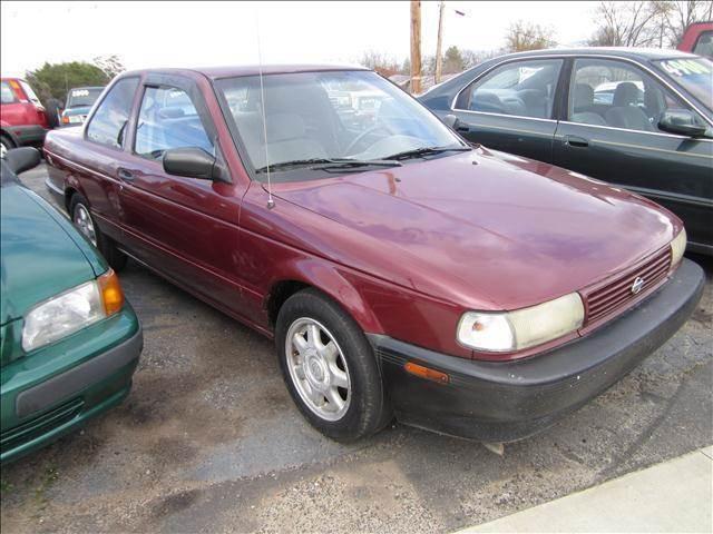 1993 Nissan Sentra for sale at granite motor co inc in Hudson NC
