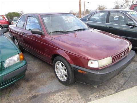 1993 Nissan Sentra for sale at Granite Motor Co 2 in Hickory NC
