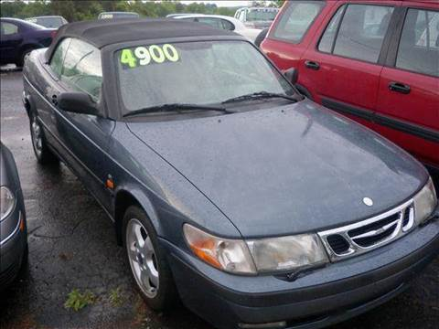 1999 Saab 9-3 for sale at Granite Motor Co 2 in Hickory NC