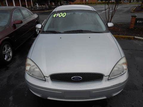 2004 Ford Taurus for sale at Granite Motor Co 2 in Hickory NC