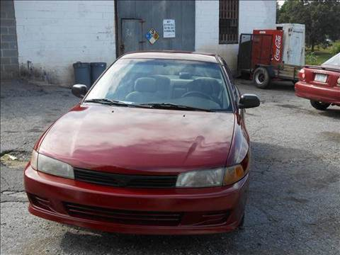 1999 Mitsubishi Mirage for sale at Granite Motor Co 2 in Hickory NC