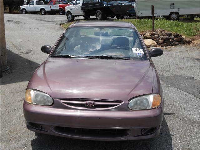 1998 Kia Sephia for sale at granite motor co inc in Hudson NC