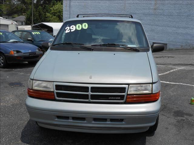 1995 dodge caravan in hudson nc granite motor co for Cedar city motor company
