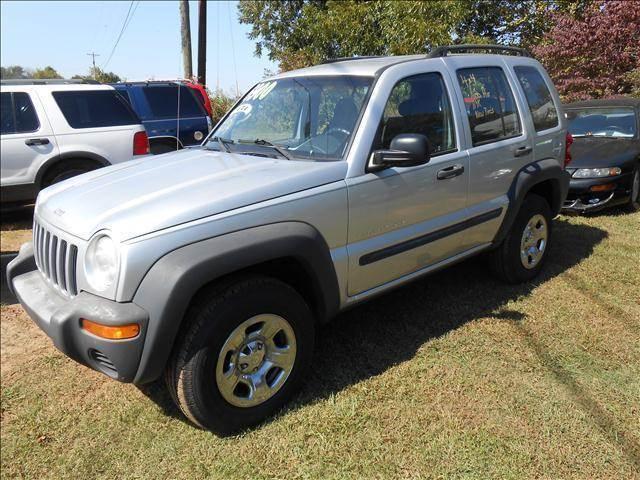 2002 jeep liberty in hudson nc granite motor co for Cedar city motor company