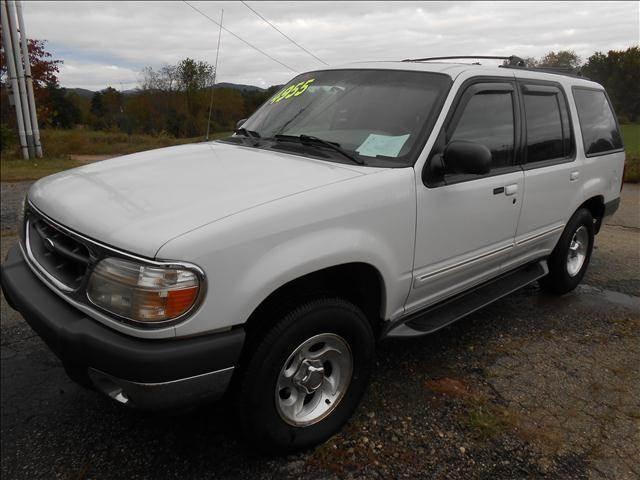 2000 Ford Explorer for sale at granite motor co inc in Hudson NC
