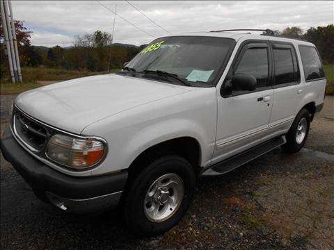 2000 Ford Explorer for sale at Granite Motor Co 2 in Hickory NC