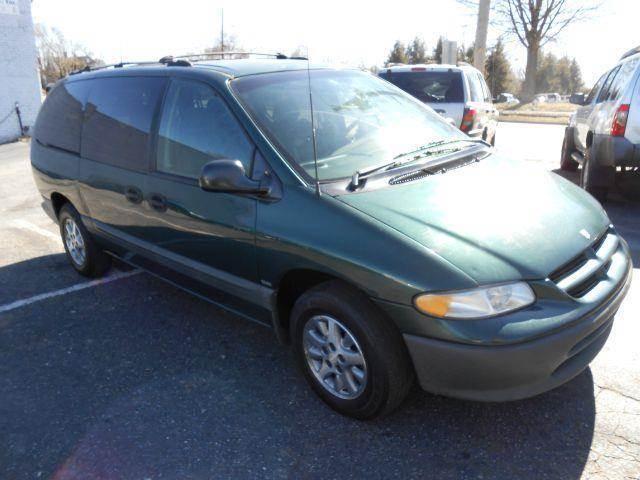1996 Dodge Grand Caravan for sale at granite motor co inc in Hudson NC