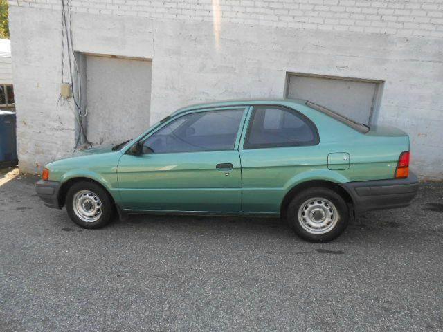 1995 Toyota Tercel for sale at granite motor co inc in Hudson NC