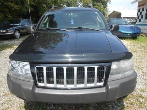2004 Jeep Grand Cherokee for sale at Granite Motor Co 2 in Hickory NC