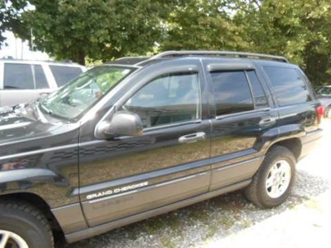 2004 Jeep Grand Cherokee for sale at granite motor co inc - Granite Motor Co 2 in Hickory NC