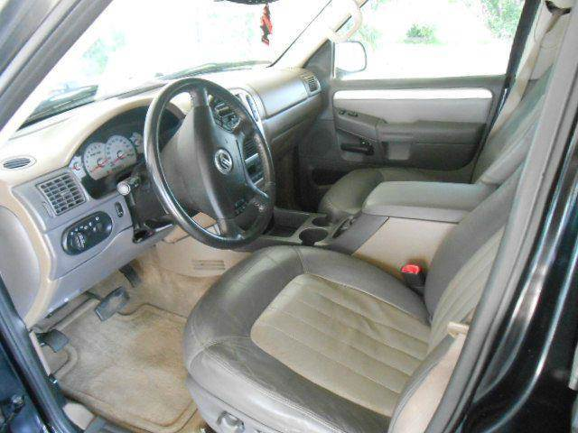 2003 Mercury Mountaineer for sale at granite motor co inc in Hudson NC