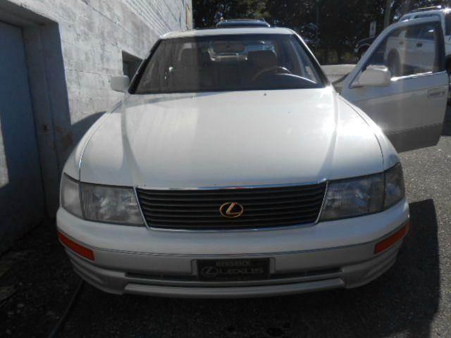 1997 lexus ls 400 in hudson nc granite motor co for Cedar city motor company