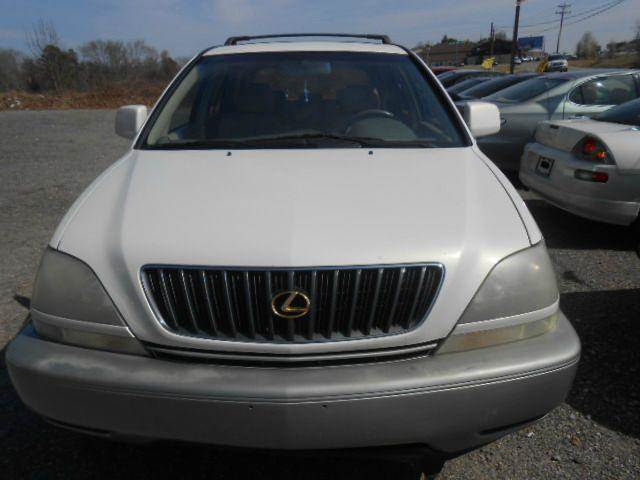 1999 Lexus RX 300 For Sale At Granite Motor Co In Hudson NC