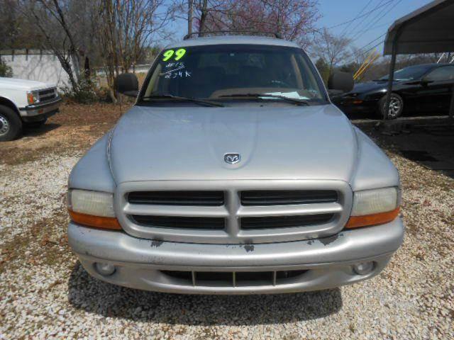 1999 Dodge Durango for sale at granite motor co inc in Hudson NC