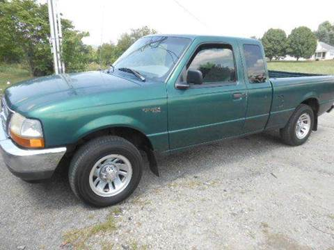 1999 Ford Ranger for sale at Granite Motor Co 2 in Hickory NC