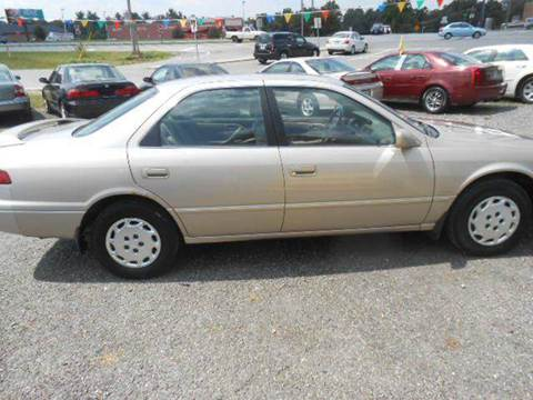 1998 Toyota Camry for sale at Granite Motor Co 2 in Hickory NC