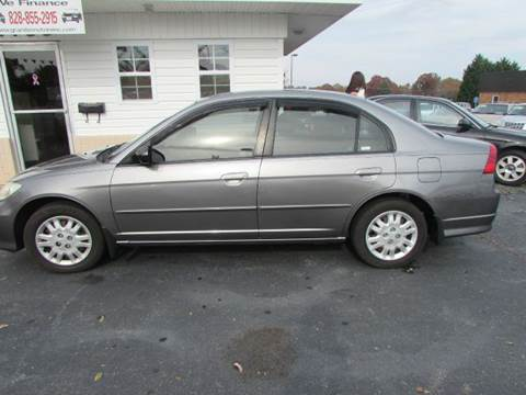 2004 Honda Civic for sale at Granite Motor Co 2 in Hickory NC