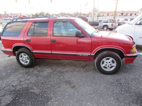 1997 Chevrolet Blazer for sale at Granite Motor Co 2 in Hickory NC