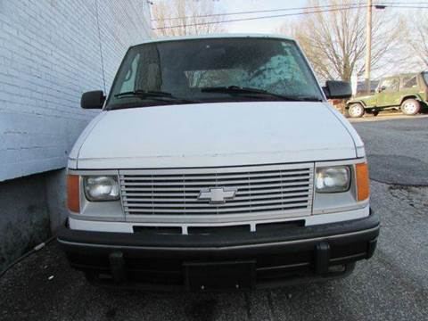 1994 Chevrolet Astro for sale at Granite Motor Co 2 in Hickory NC