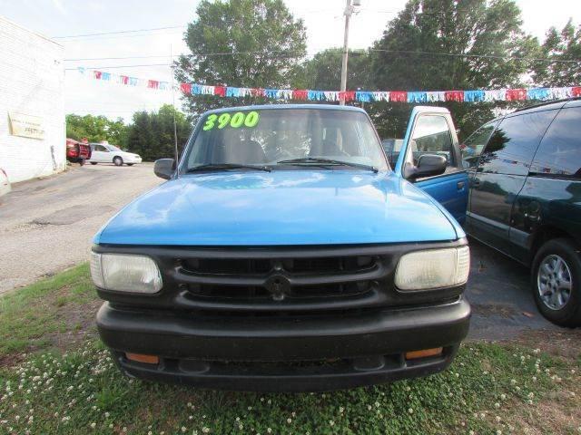 1994 mazda truck in hudson nc granite motor co for Cedar city motor company