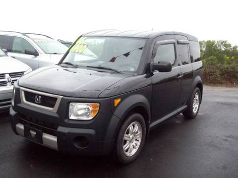 2006 Honda Element For Sale In Hudson, NC