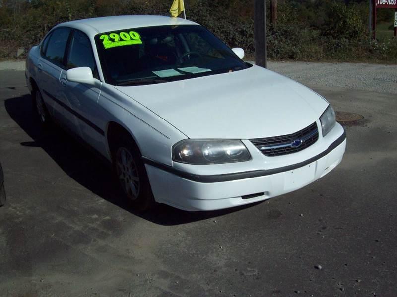 2000 chevrolet impala in hudson nc granite motor co for Cedar city motor company