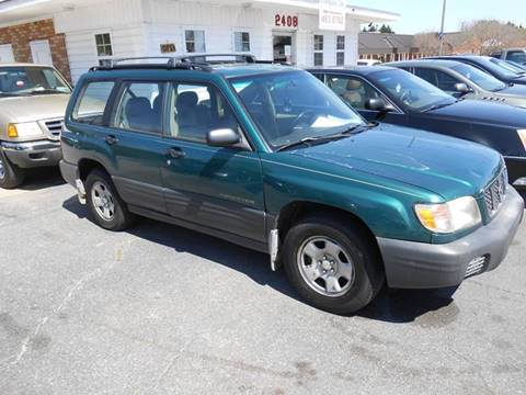 2001 Subaru Forester for sale in Hickory, NC