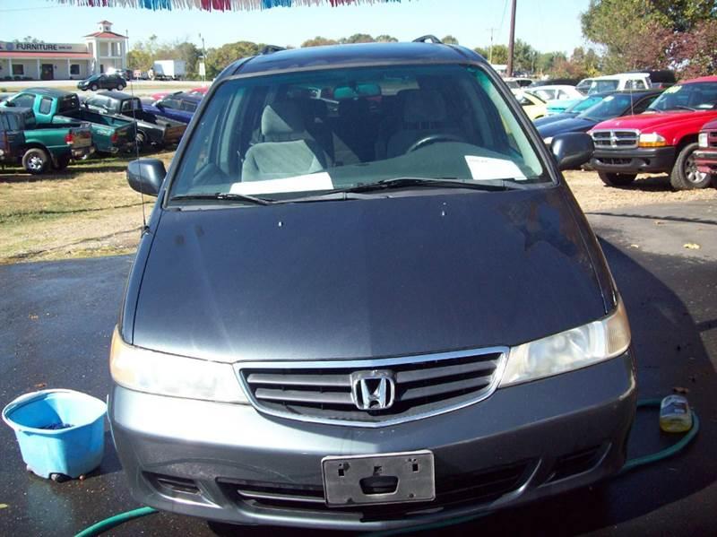 2004 Honda Odyssey For Sale At Granite Motor Co In Hudson NC