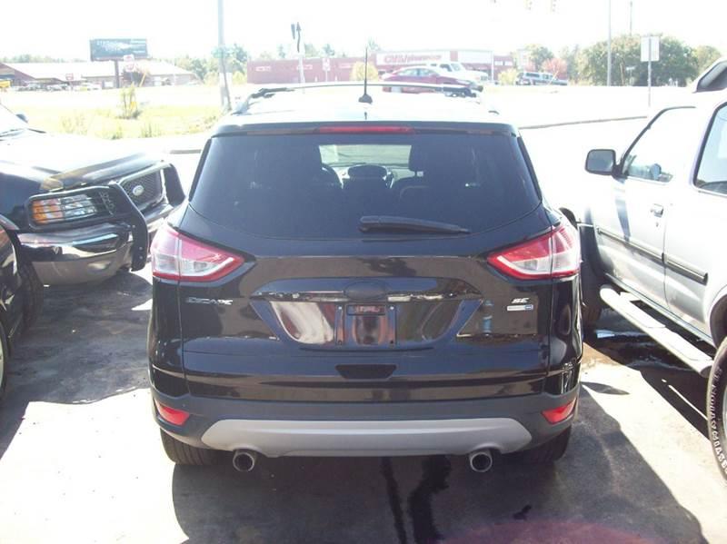 2013 ford escape se in hudson nc granite motor co for Cedar city motor company