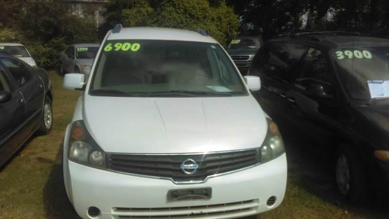 2007 nissan quest 3 5 sl in hudson nc granite motor co for Cedar city motor company