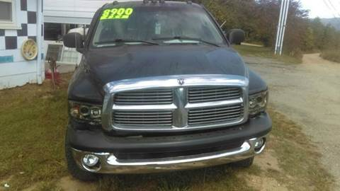 2002 Dodge Ram Pickup 1500 for sale at Granite Motor Co 2 in Hickory NC