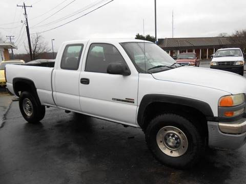 2004 GMC Sierra 2500HD for sale in Hickory, NC