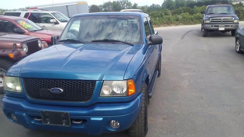 2001 ford ranger xl in hudson nc granite motor co for Cedar city motor company