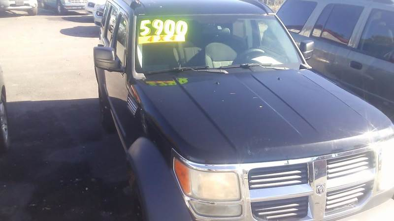 2007 Dodge Nitro for sale at Granite Motor Co 2 in Hickory NC