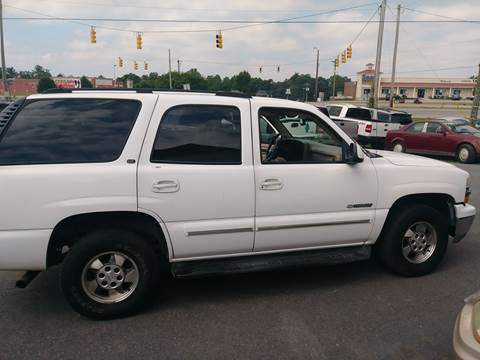 2003 Chevrolet Tahoe for sale at Granite Motor Co 2 in Hickory NC