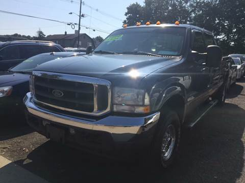 2004 Ford F-250 Super Duty for sale at Charles and Son Auto Sales in Totowa NJ
