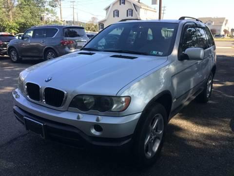 2002 BMW X5 for sale in Totowa, NJ