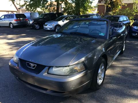 2003 Ford Mustang for sale in Totowa, NJ